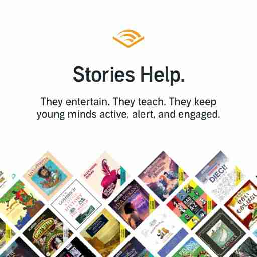 Audible offering free kids' books