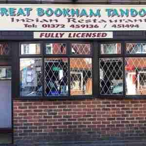 Bookham Tandoori offering take away and delivery