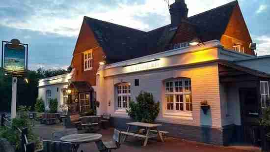 Grab a takeaway pub meal from The Plough