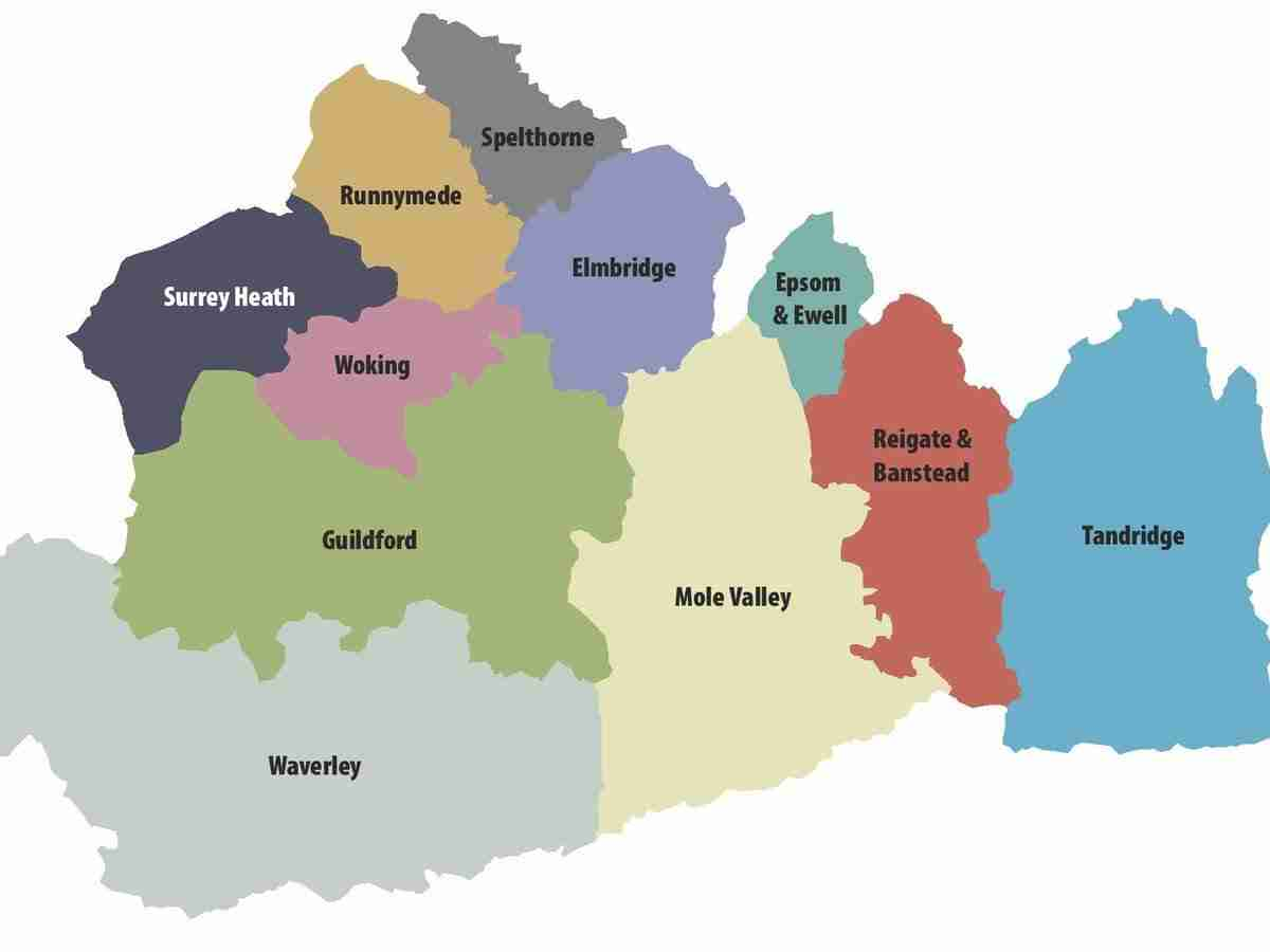 Surrey 'Unitary Authority' – what does it mean?